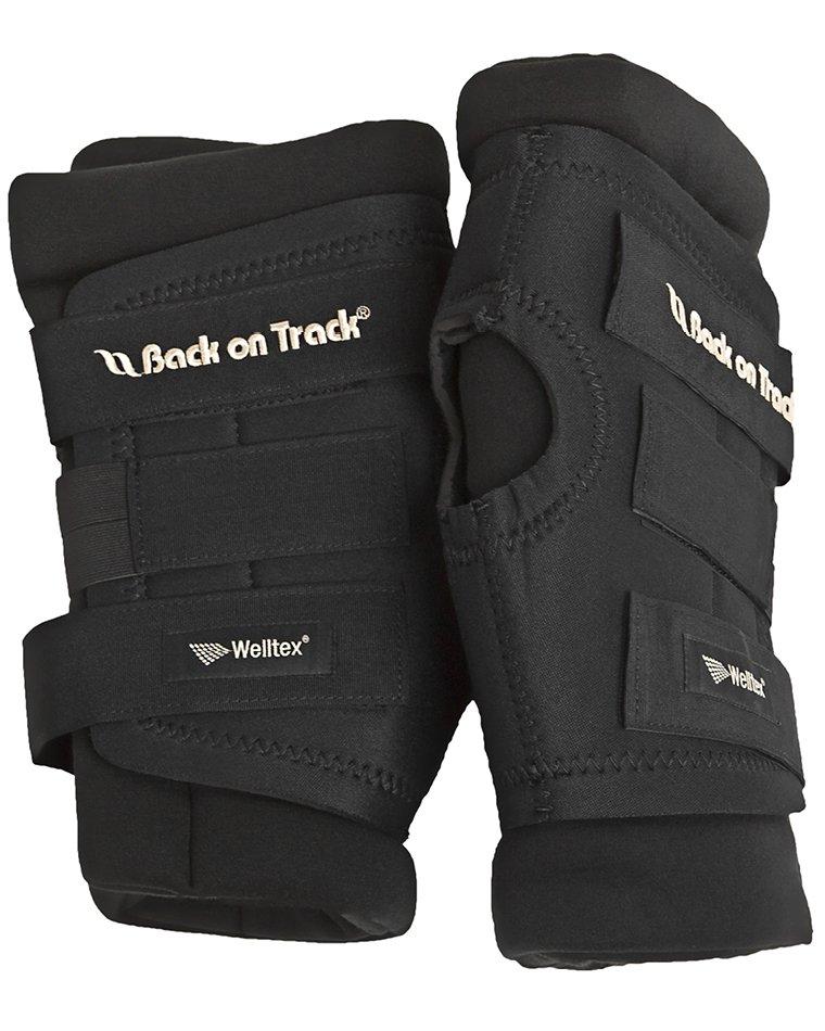 M schwarz Back on Track Handschuhe Wärmetherapie Welltex® Gr