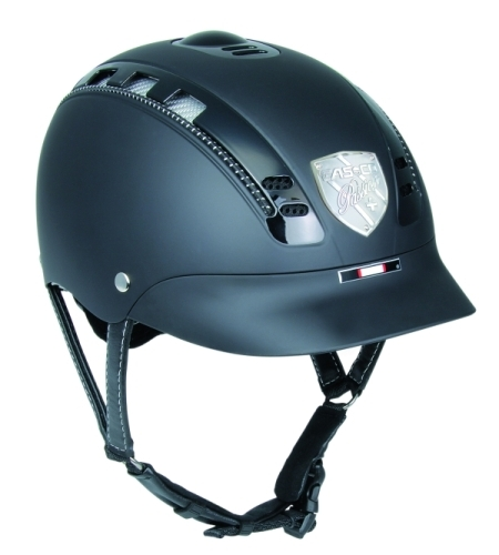 Reithelm Casco Passion Plus Black