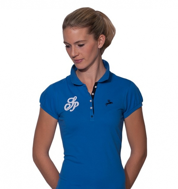 Spooks Riding Polo Shirt Mara royal