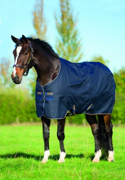 Horseware Amigo Bravo 12 XL Original medium navy