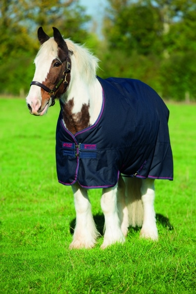 Horseware Amigo Bravo 12 XL Original heavy navy