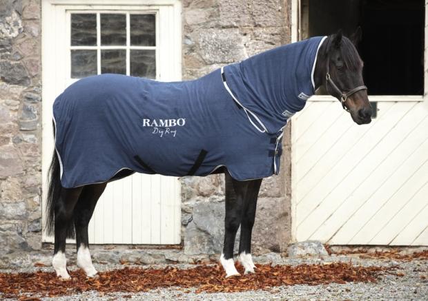 Horseware Rambo Dry Rug
