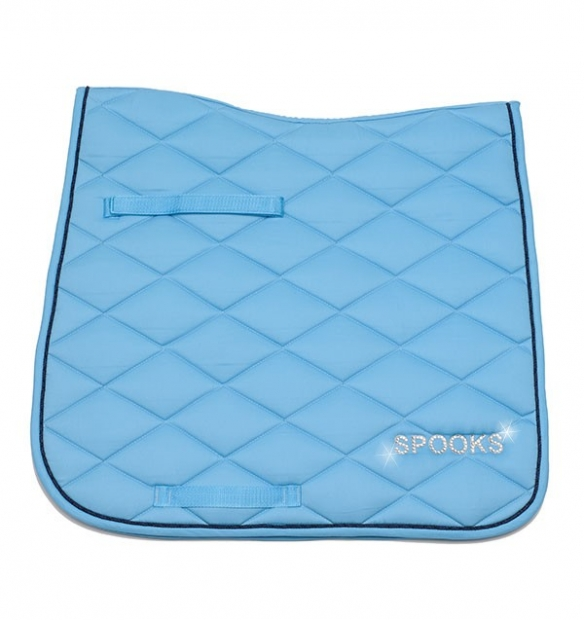 Spooks Riding Schabracke Saddle Pad sparkling ocean DR oder VS