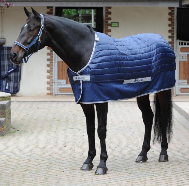 BUCAS Select Quilt Unterdecke Stalldecke stay-dry 300g navy Größe wählbar