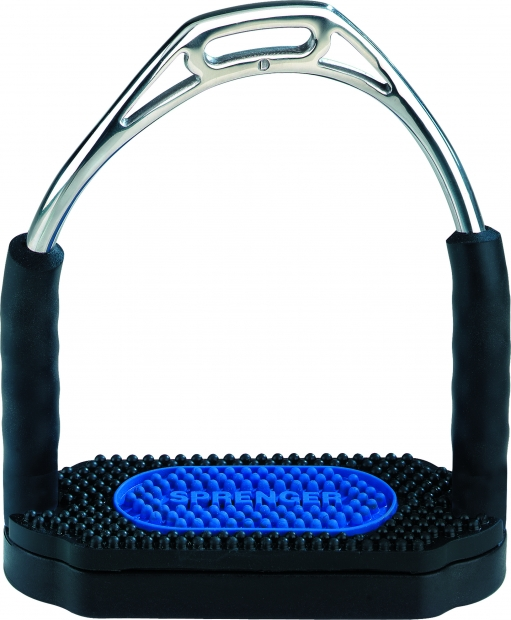 Bow Balance Sprenger Sicherheitssteigbügel Edelstahl rostfrei