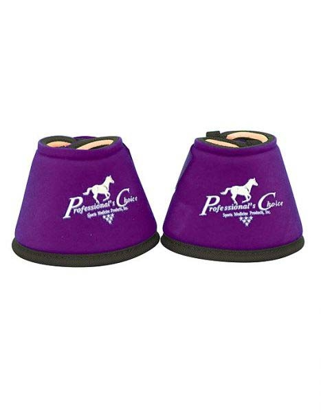 Quick Wrap - Bell Boots - purple