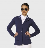 Spooks Riding Turnierjacke Mika navy/ white