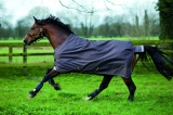 Horseware Amigo Bravo 12 Original heavy chocolate