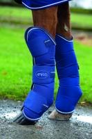 Horseware Amigo Travel Boots atlantic blue