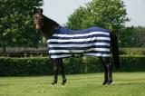 Horseware Rambo Newmarket Fleece Abschwitzdecke navy