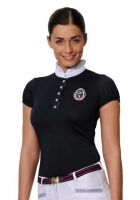Spooks Riding Showshirt Kim navy