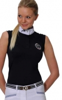 Spooks Riding Showshirt Showy navy