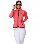Spooks Riding Softshelljacke Lexington rosa