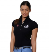 Spooks Riding Polo Shirt Lina navy