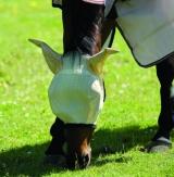 Horseware Amigo Fly Mask Fliegenmaske bronze/ red