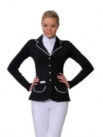 Spooks Riding Turnierjacke Showjacket schwarz