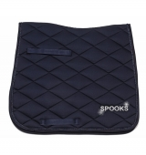 Spooks Riding Schabracke Saddle Pad sparkling navy blau DR oder VS