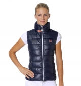 Spooks Riding Light Vest Emilia navy