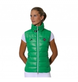 Spooks Riding Light Vest Emilia grün
