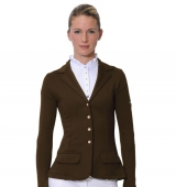 Spooks Riding Turnierjacke Showjacket Classic braun