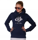 Spooks Riding Awa Hoody navy