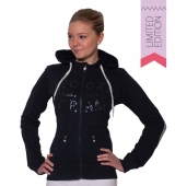 Spooks Riding Sweatjacke Chloé navy