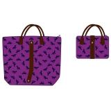 HV Polo Faltbare Tasche HV violett