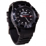 HV Polo Watch Black