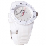 HV Polo Watch White
