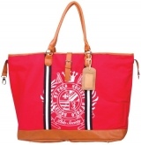 HV Polo Canvas Diablo Shoulderbag Red