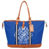 HV Polo Canvas Diablo Shoulderbag Cobalt
