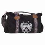 HV Polo Leinentasche Canvas Bag GPC Black