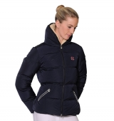 Spooks Riding Jacke Snoopy Teddy Jacket navy