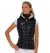 Spooks Riding Weste Double Vest navy