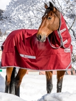 BUCAS Select Turnout Weidedecke Regendecke ruby Größe wählbar