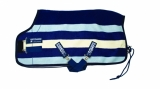 Horseware Rambo Deluxe Fleece witney stripe navy