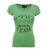 Spooks Riding Shirt Matilda grün