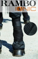Horseware Rambo Ionic Wraps schwarz