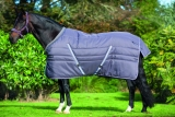 Horseware Rambo Cosy Stable Rug 400 g charcoal