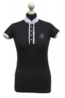 Spooks Riding Showshirt Camilla sequin navy blau