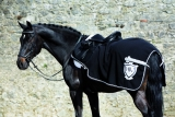 Horseware Rambo Diamanté Competition Sheet Black