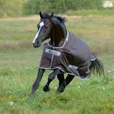 BUCAS Smartex Rain Chocolate mit Magnetverschluss Pony 115-120