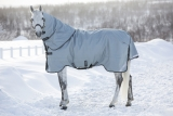 Horseware Rambo Original Halsteil 150 g Füllung grey with navy & grey