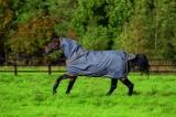 Horseware Amigo Hero 6 plus lite mit Halsteil excalibur with orange