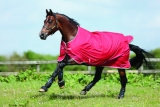 Horseware Amigo Hero ACY lite 0g Red/ White