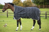Horseware RHINO  WUG 250g medium VARI- LAYER Regendecke Black/ grey