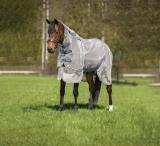 Horseware Rambo Protector Fliegendecke Oatmeal/ navy Model 2020